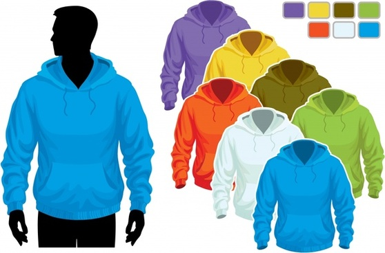 Free hoodie vectors free vector download (22 Free vector.