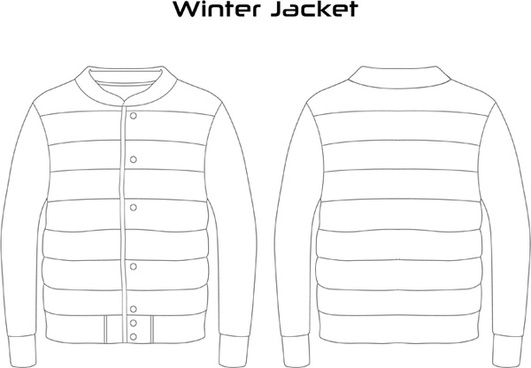 Jacket free vector download (44 Free vector) for commercial.