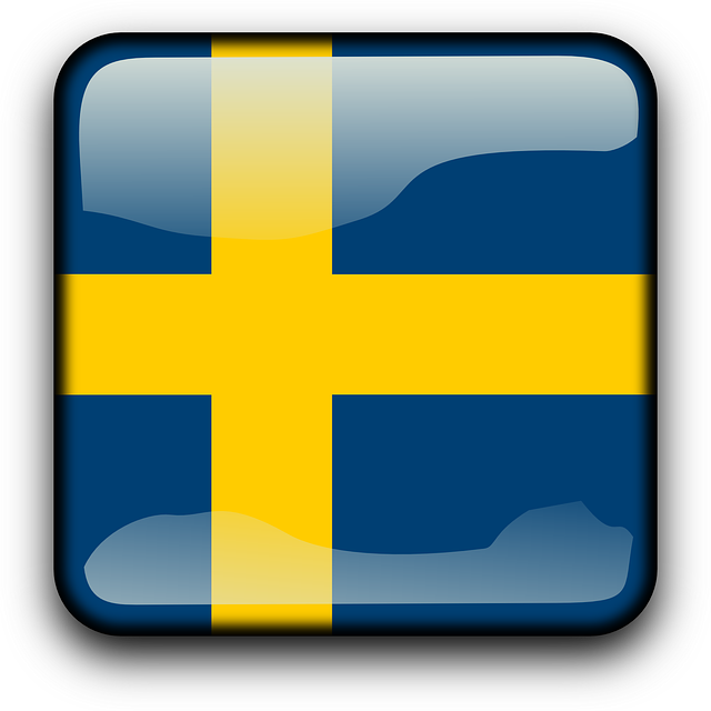 Free vector graphic: Sweden, Flag, Country, Nationality.