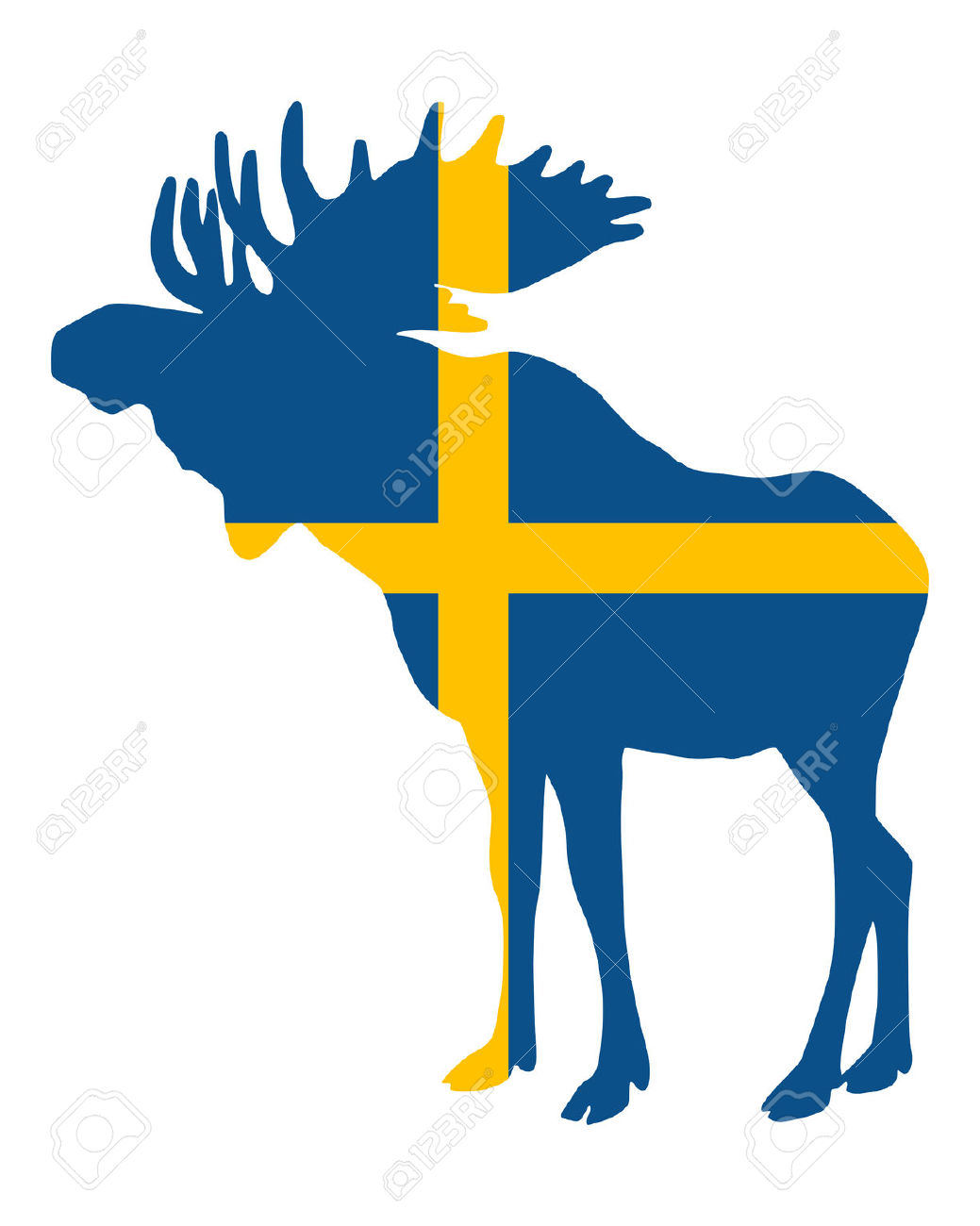Showing post & media for Swedish animal symbol.