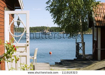 Archipelago Sweden Stock Photos, Royalty.