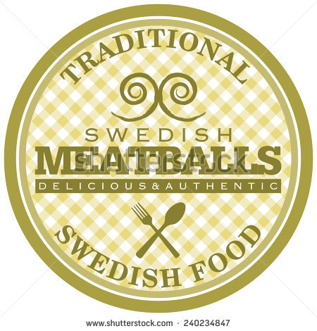 Swedish Meatballs Stock Photos, Royalty.