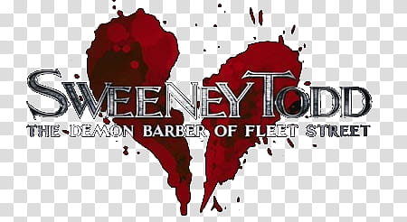 Sweeney Todd transparent background PNG clipart.