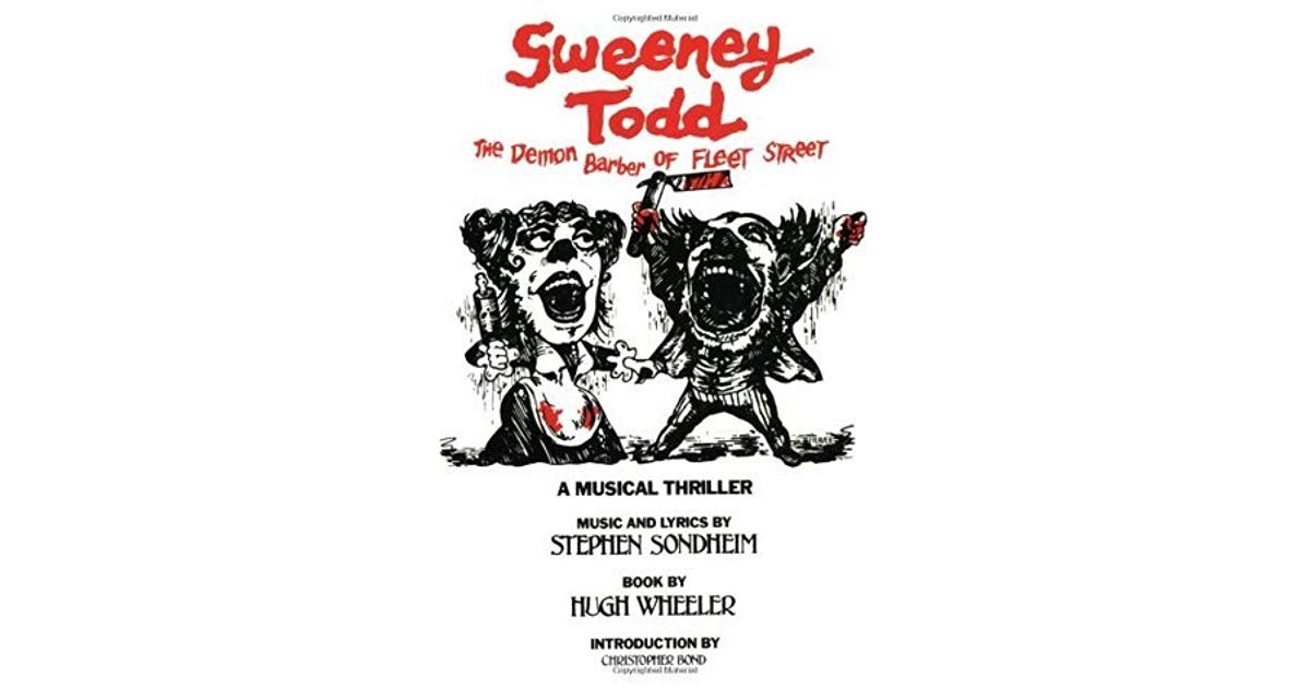 Sweeney Todd: The Demon Barber of Fleet Street by Stephen.