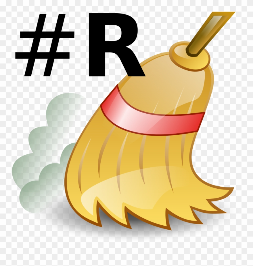 Broom Icon R.