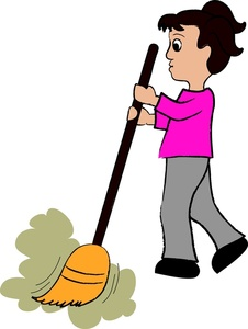 Sweep 20clipart.