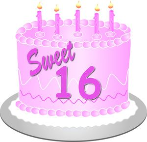 17 Best Images About Sweet 16 On Pinterest Happy SWEET Birthday Daughter