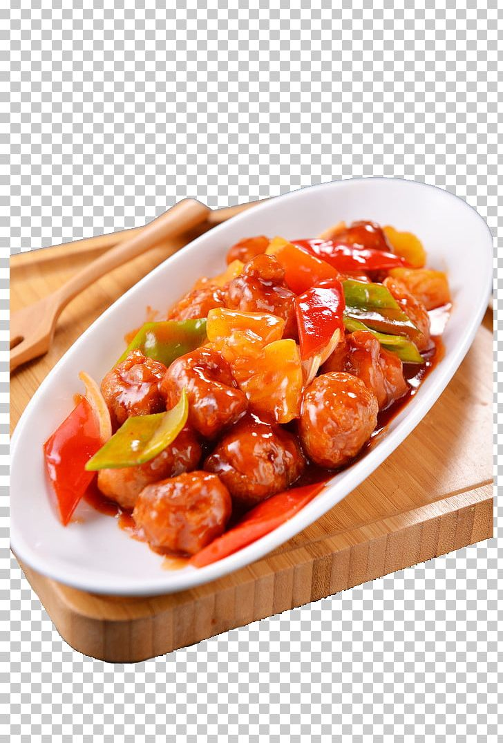 Sweet And Sour Pork Chili Con Carne Pineapple PNG, Clipart.