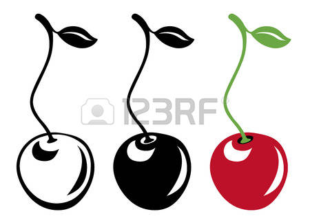 31,038 Sweet Cherry Stock Vector Illustration And Royalty Free.
