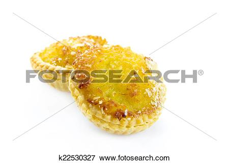 Picture of Sweet Coconut tarts k22530327.