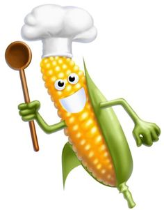 Free Corn Clipart Pictures.