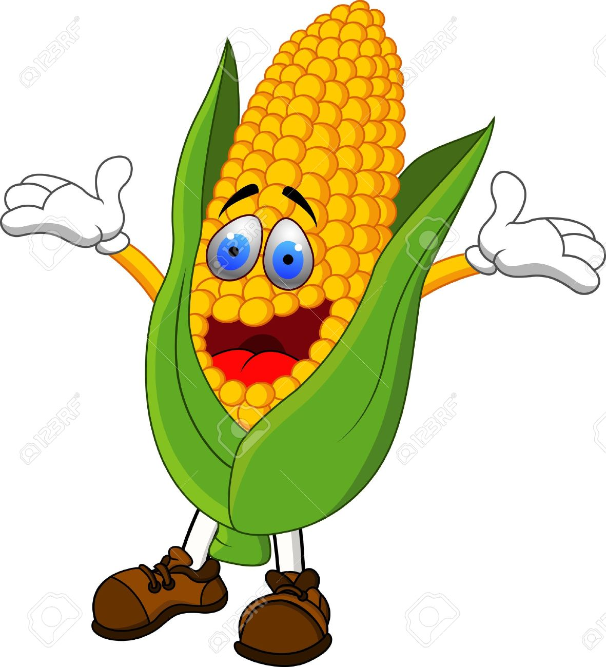 4,254 Sweet Corn Stock Illustrations, Cliparts And Royalty Free.