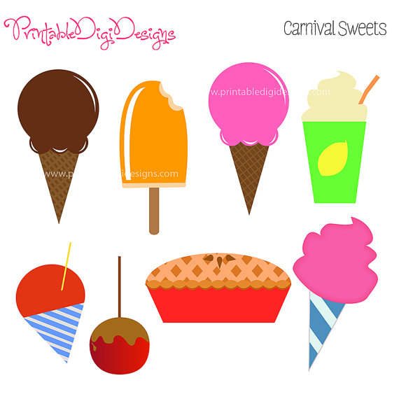 Food Sweet Clipart.