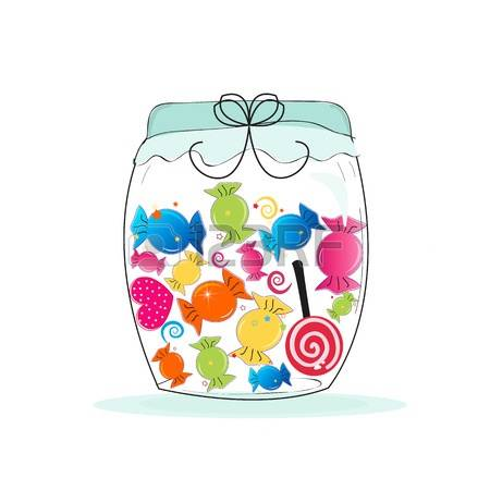 5828 Sweet free clipart.