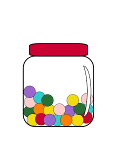 Free Clipart N Images: Free Clip Art ~ Candy Jar.
