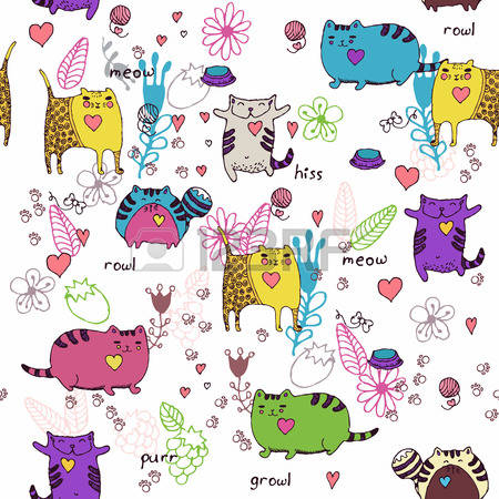 4,504 Sweet Kitten Cliparts, Stock Vector And Royalty Free Sweet.