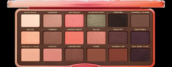Sweet Peach Eyeshadow Palette.