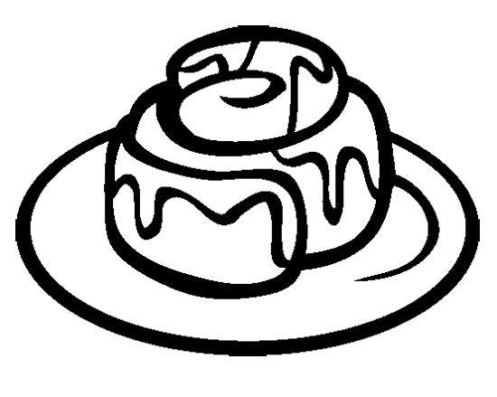 Free Cinnamon Roll Cliparts, Download Free Clip Art, Free.