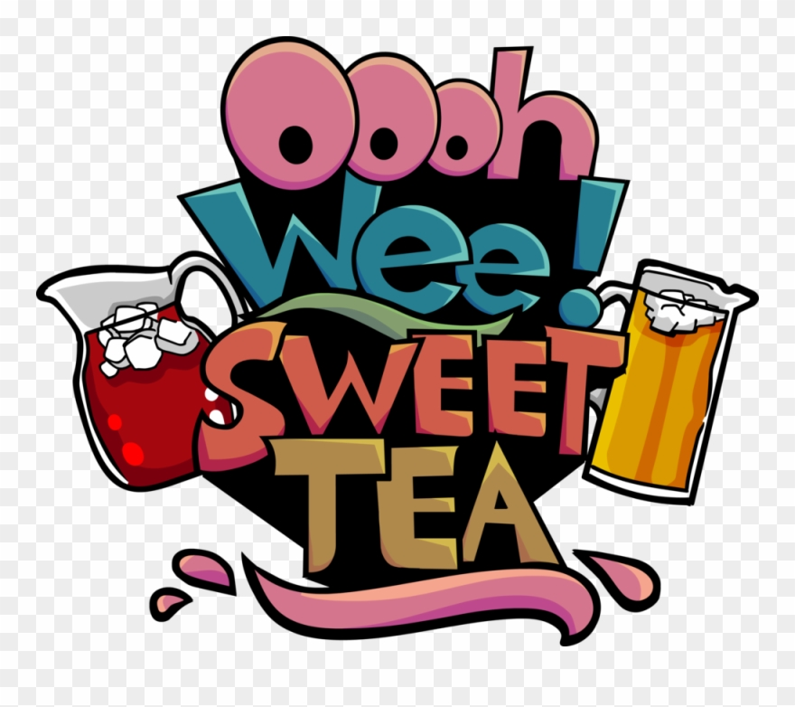 Ooh Wee Sweet Tea Clipart (#238912).