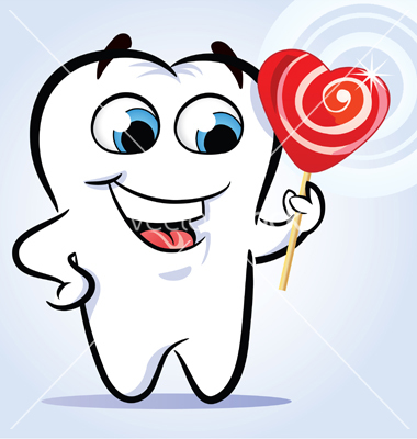 Sweet tooth clipart.