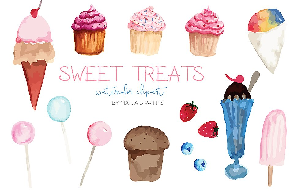 Free Sweet Treats Cliparts, Download Free Clip Art, Free.