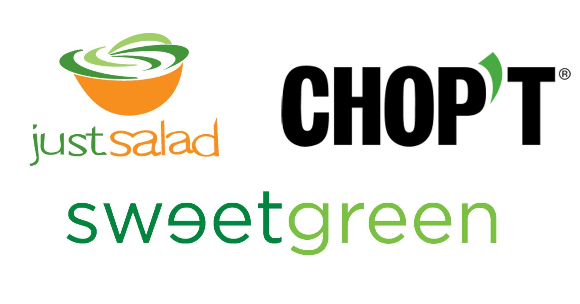 Best Salad Fast Food Meal.