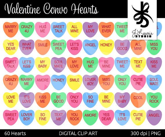 1000+ ideas about Sweetheart Candy on Pinterest.