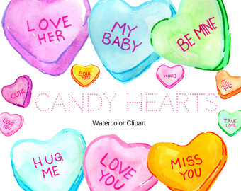 Items similar to Digital Sweethearts Clipart on Etsy.