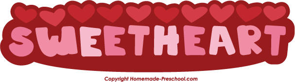 Sweethearts Clipart.