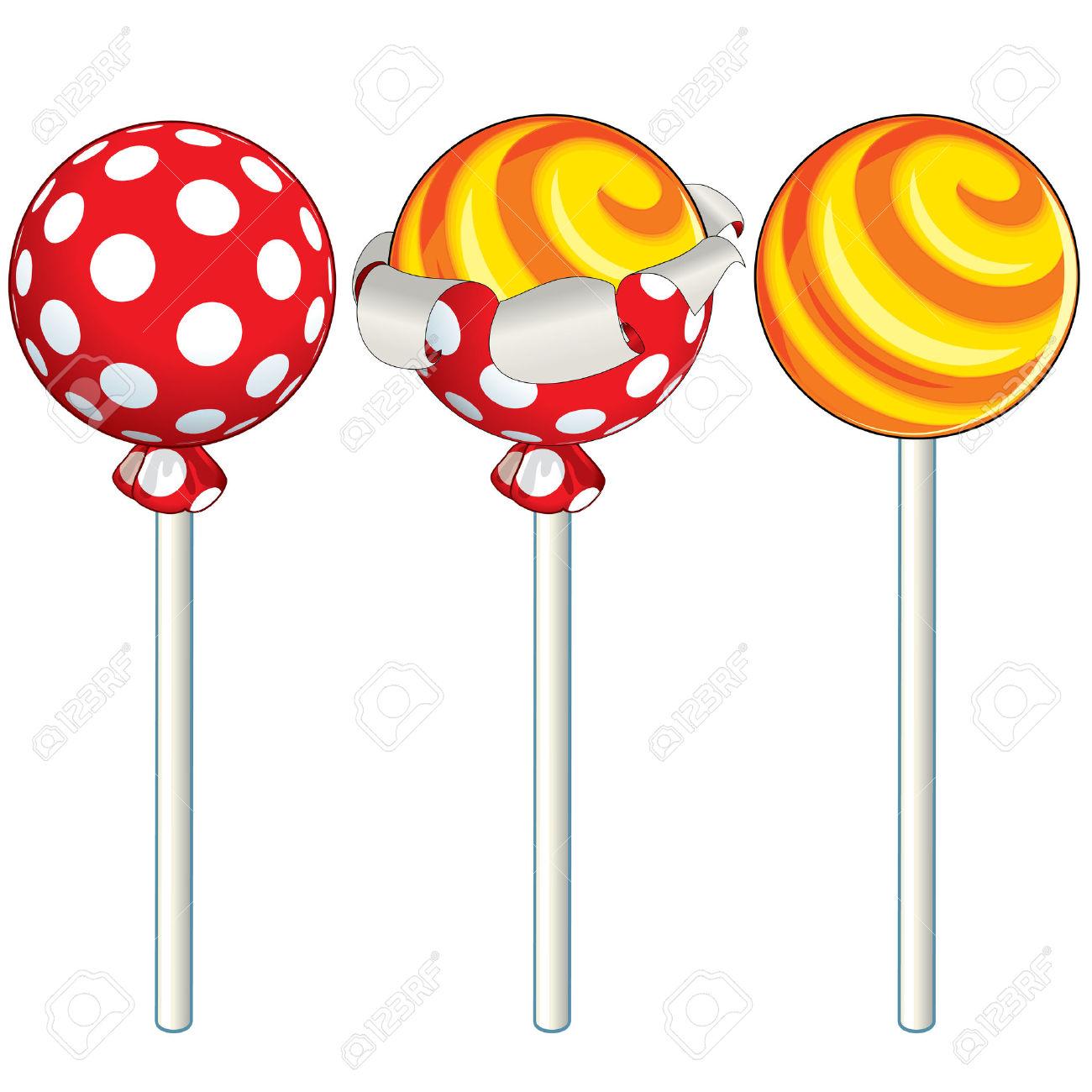 Unwrapping Sweet Lollipop.