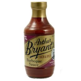 Arthur Bryants Sweet Heat Barbeque Sauce clipart.