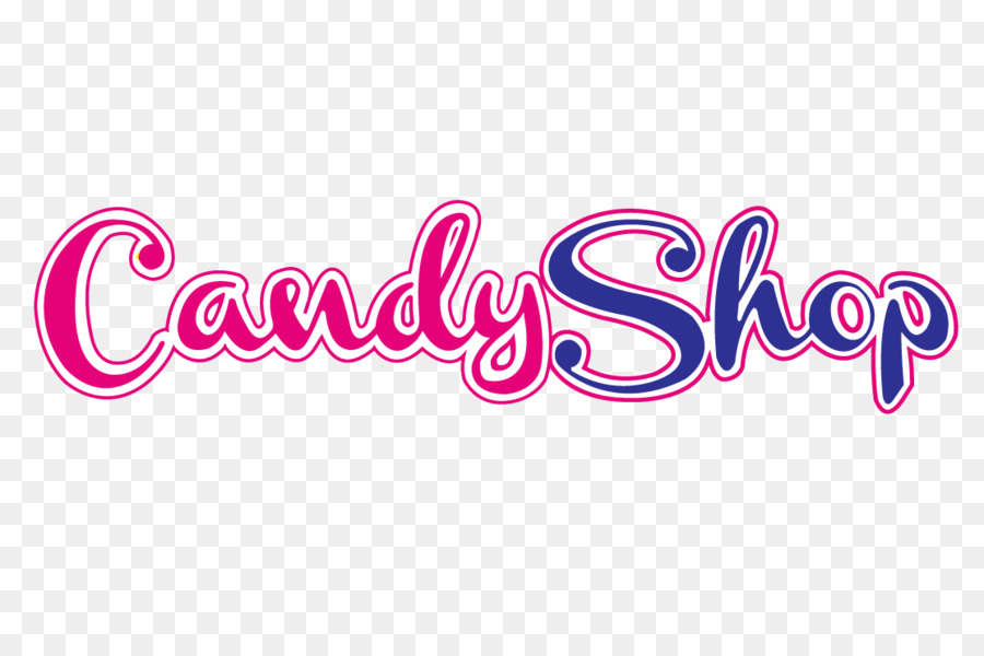 Logo Candy Shop.
