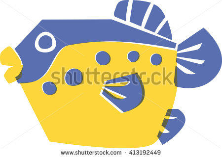 Swellfish Stock Photos, Royalty.