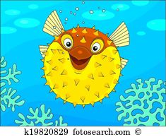Swellfish Clip Art Vector Graphics. 9 swellfish EPS clipart vector.