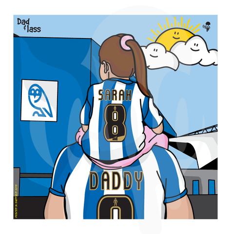 Football Art.