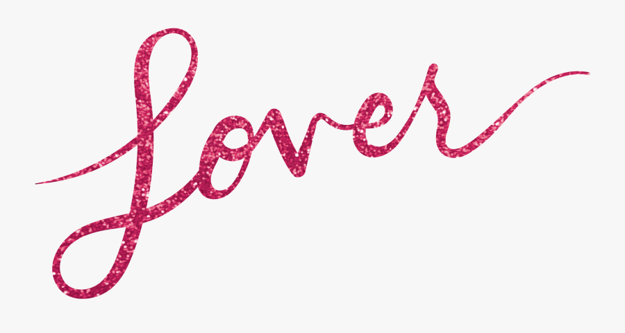 Taylor Swift Lover Font , Free Transparent Clipart.