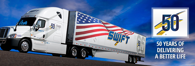Swift Transportation Company.