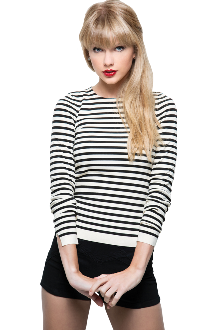 Hot taylor swift clipart.
