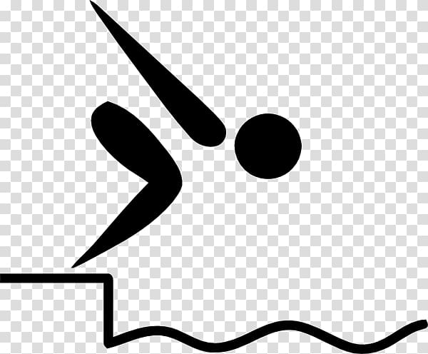 Summer Olympic Games Pictogram Swimming , Swim Team.