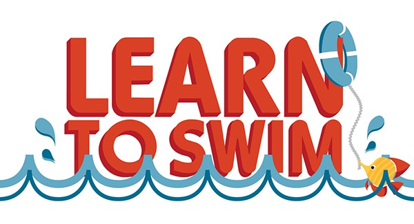 Swimming Class Clipart.