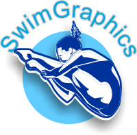SwimGraphics.com home page..