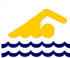 Swim meet clipart.