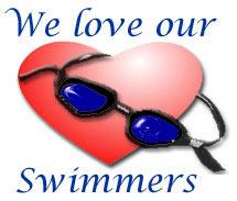 Swim Meet Clip Art.