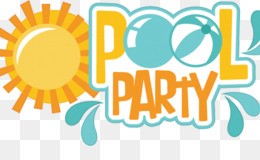 Pool Party PNG.