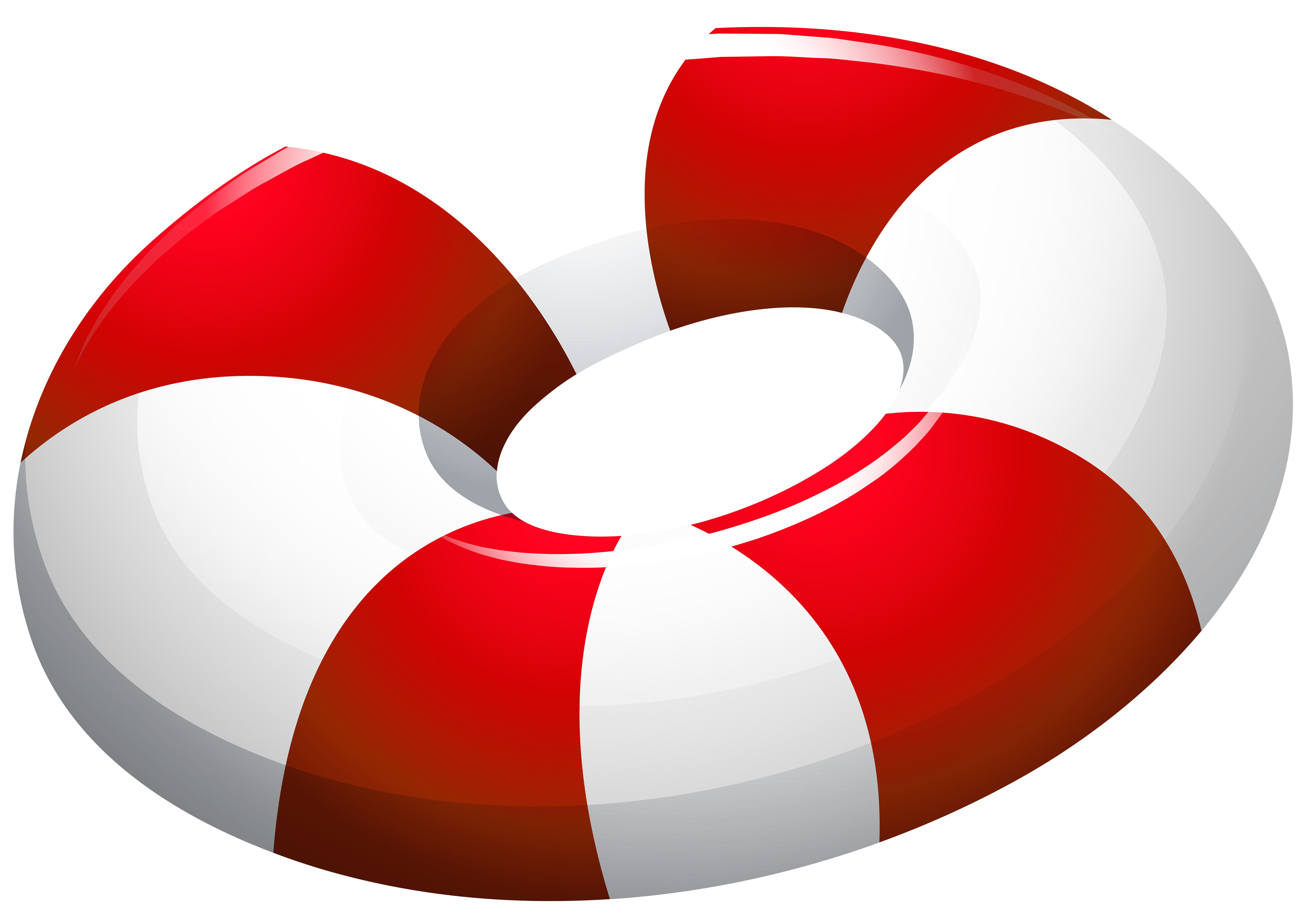 Pool ring clipart.