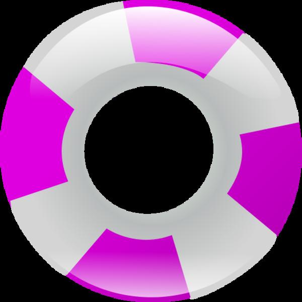 Swim ring clipart.