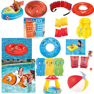 Swim seat Water wings Swimming vest Swimming aid Ball Boat Pool.