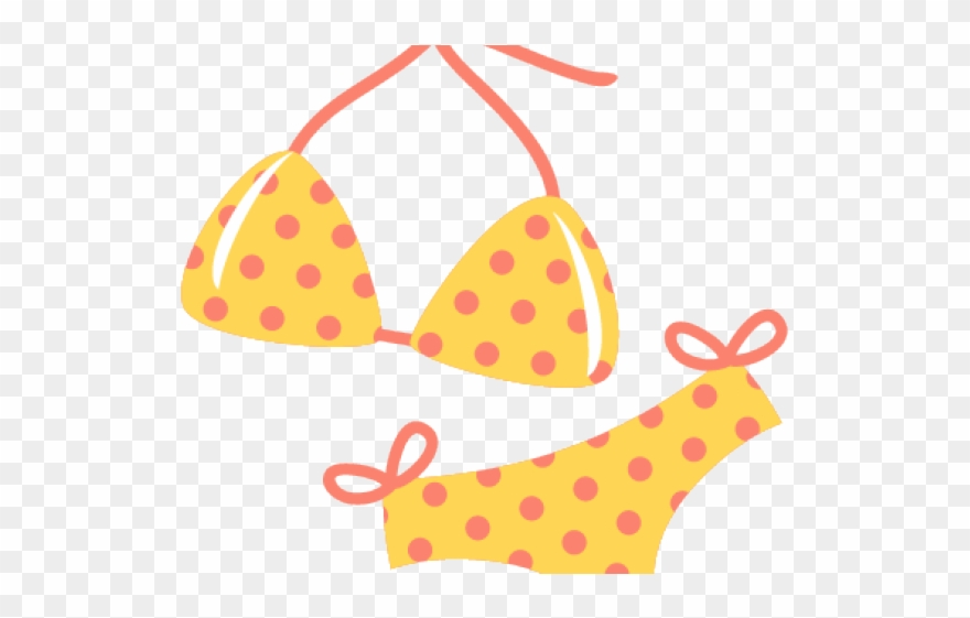 Towel Clipart Swimsuit.