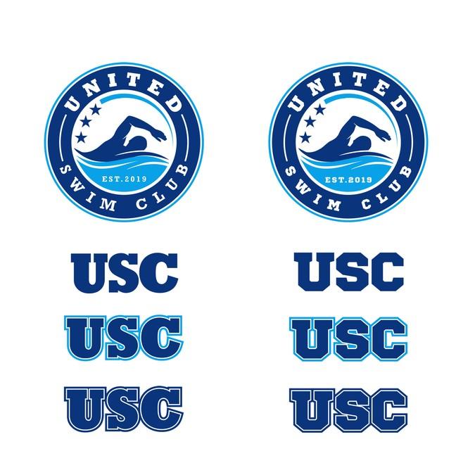Brand New Swim Team Needs Logo for 80+ Children.