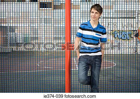 Swimmer Boy On Podium Clipart.